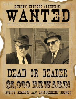 gallery/wanted sepia dead or deader